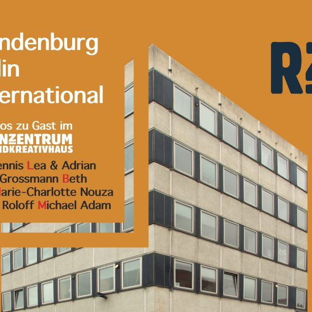 "Vernissage: ""Brandenburg Berlin International"""
